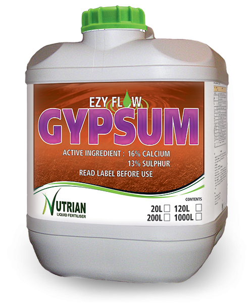EZYFLOW GYPSUM