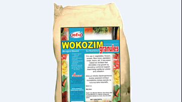 Wokozim granular bio- stimulant
