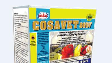Cosavet 80F fungicide