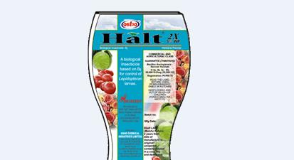 Halt 2X bio-insecticide