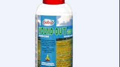 Wound-out herbicide