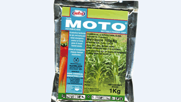 Moto 70WP herbicide