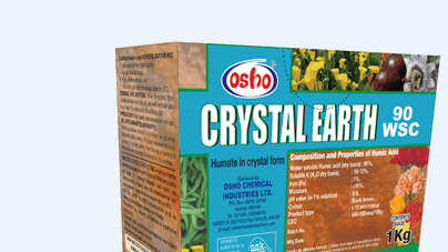Crystal Earth  90 WSC soil amendment