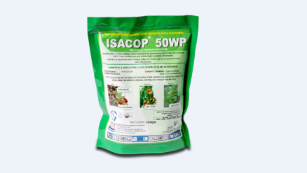 Isacop 50 WP Fungicide