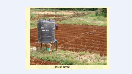 Tank Kit (Irrigation)