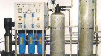 500 LPH Water Treatment