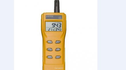 CO2/°C-meter