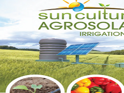 AGROSOLAR IRRIGATION KIT