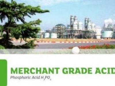 Merchant Phosphoric Acid