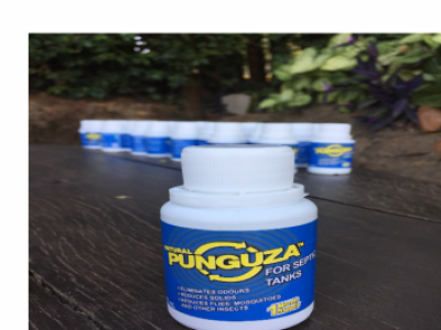 PUNGUZA FOR SEPTIC TANKS