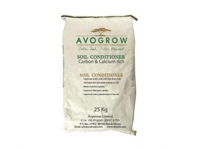 AVOGROW SOIL CONDITIONER & GROWING MEDIA