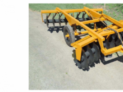 Harrow- KIFARU OFFSET HARROW TRAILED