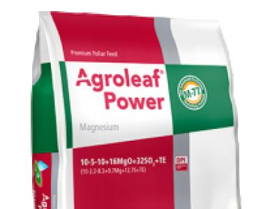 Agroleaf Magnesium(10 5 10+16MgO+32SO3+TE