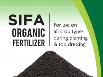SIFA ORGANIC FERTILIZER