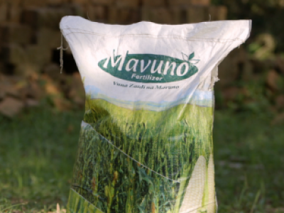 MAVUNO WHEAT AND BARLEY FERILIZER (NP 12:34:0 + TE)