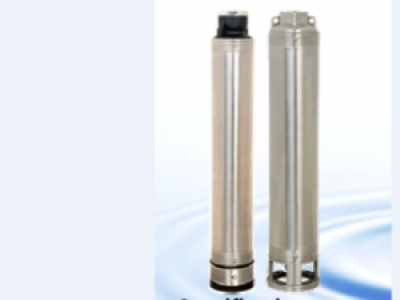 "C.R.I. 3"" and 4"" Silver Line Series Submersible Pumps"