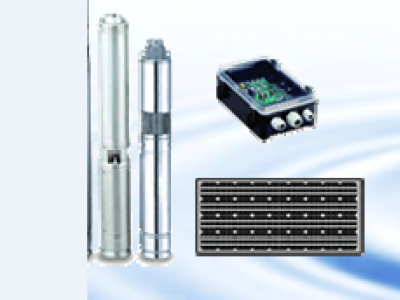 C.R.I. Solar Submersible Pump System