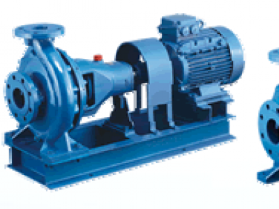 C.R.I's End Suction Pumps ECM-Series