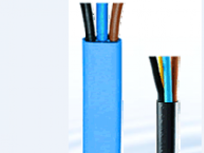 C.RI Submersible Cables KF & KR Series (3 core/4 core)