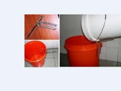 Honey Bucket Drip Holder