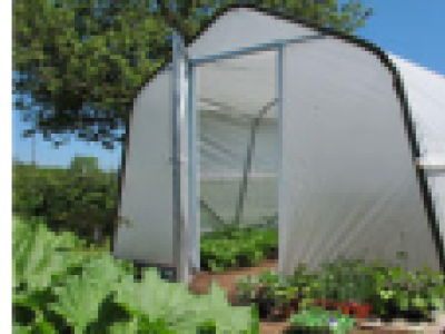 Garden POLY -TUNNEL