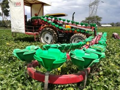 Farm Machinery & Equipment